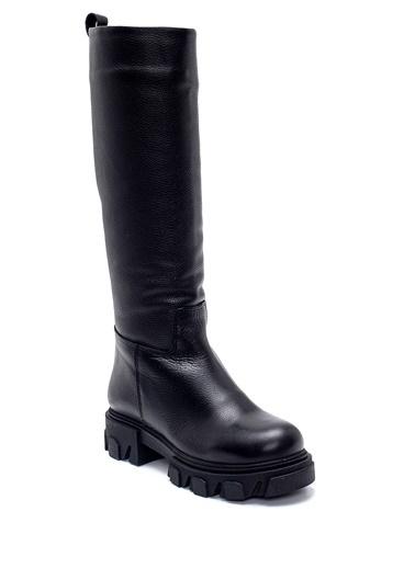 Derimod Kadın Çizme (3345) Casual Siyah